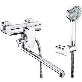 Смеситель для ванной встраиваемый WasserKRAFT Donau 5300 5302L