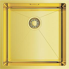 Кухонная мойка Omoikiri Taki 44-U,IF-LG 4973520 светлое золото