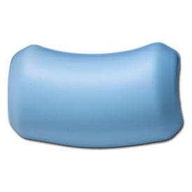 Подголовник для ванны 1MarKa Ekа голубой 05969