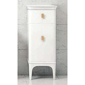 Шкаф белый BelBagno PRADO-1100-AC-PC-BL
