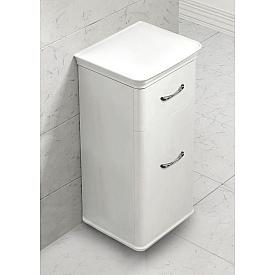 Шкаф белый BelBagno PRADO-890-AC-SC-BL