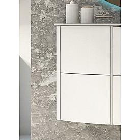 Шкаф белый MODERNO (Cezares) 41881