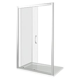 Душевое ограждение LATTE WTW-110-C-WE GOOD DOOR ЛА00008