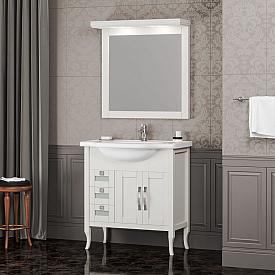 Комплект мебели для ванной комнаты Opadiris 00-00000061-К