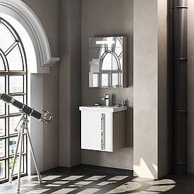 Комплект мебели для ванной комнаты Smile Z0000012272-К