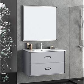 Комплект мебели для ванной комнаты Smile Z0000012249-К