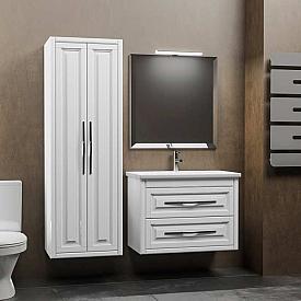 Комплект мебели для ванной комнаты Smile Z0000009742-К