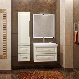 Комплект мебели для ванной комнаты Smile Z0000013887-К