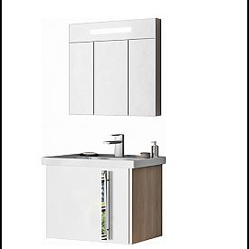Комплект мебели для ванной комнаты Smile Z0000012274-К