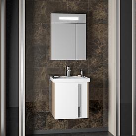Комплект мебели для ванной комнаты Smile Z0000012273-К