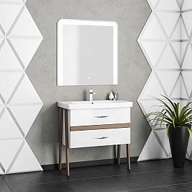 Комплект мебели для ванной комнаты Smile Z0000012179-К