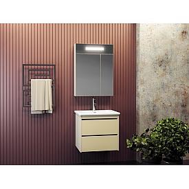 Комплект мебели для ванной комнаты Smile Z0000010428-К