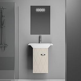 Комплект мебели для ванной комнаты Smile Z0000010485-К