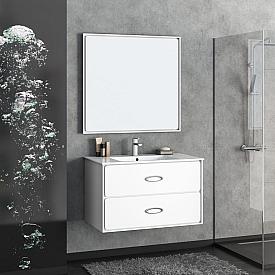 Комплект мебели для ванной комнаты Smile Z0000012453-К