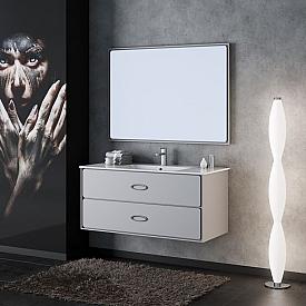 Комплект мебели для ванной комнаты Smile Z0000012256-К