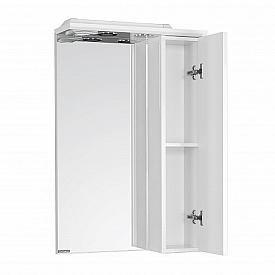 Зеркальный шкаф с подсветкой AQUATON Панда 1A007402PD01R