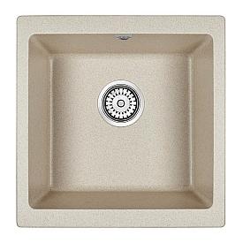 Мойка для кухни кварцевая Paulmark Brilon PM104546-BE