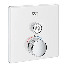 Термостат Grohe  для ванны/душа 1 кнопка управления 29153LS0