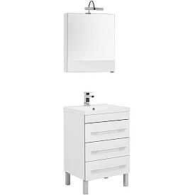 Комплект мебели для ванной комнаты    Aquanet #00230310