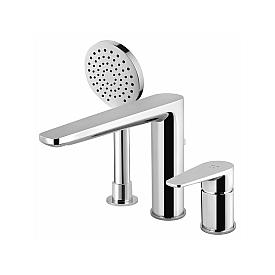 Смеситель для ванны/душа AM.PM Inspire F5001300 184 мм