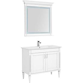 Комплект мебели для ванной комнаты    Aquanet #00233125