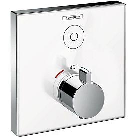 Встраиваемый смеситель для ванной с душем Hansgrohe  Shower 15737400
