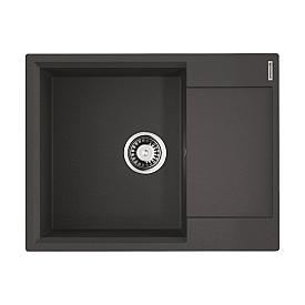 Кухонная мойка Omoikiri Daisen 65-BL 4993684 черный