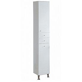 Шкаф - колонна Домус правый белый Aquaton 1A122003DO01R