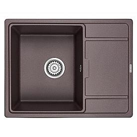 Мойка для кухни кварцевая Paulmark Weimar PM216550-CO