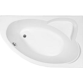 Акриловая ванна Aquanet Sarezo 160x100 R 204037