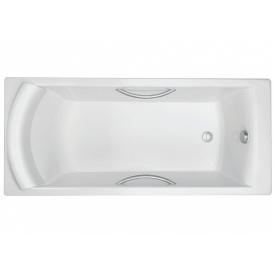 Ванна  чугунная пристенная Jacob Delafon E2938-00