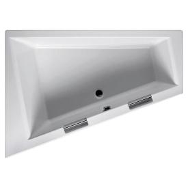 Асимметричная ванна Riho Doppio 180x130 R BA9000500000000