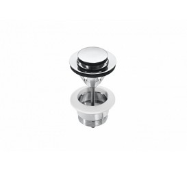 Донный клапан Aqua 40 мм, хром 505400900 Roca