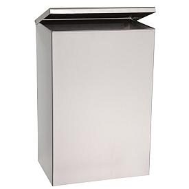 Квадратная мусорная корзина Bemeta 101915054 6 л