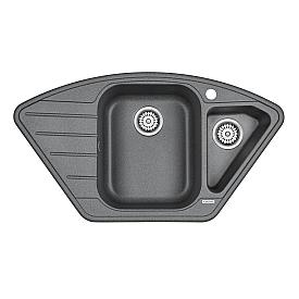 Мойка для кухни кварцевая Paulmark Wiese PM529050-DG