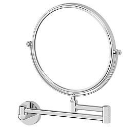 Косметическое зеркало двустороннее x2 (хром) Artwelle HAR 056  Artwelle
