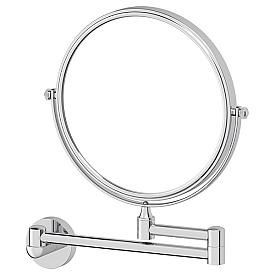 Косметическое зеркало двустороннее x2 (хром) Artwelle HAR 056