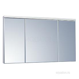 Зеркальный шкаф с подсветкой AQUATON Брук 1A200802BC010