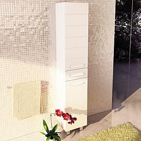 Шкаф белый Comforty Модена 3121361