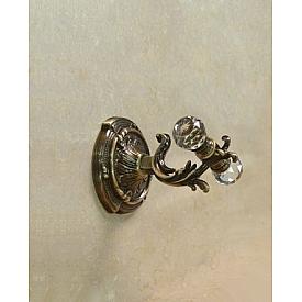Крючок двойной подвесной ART&MAX AM-1784-Cr-C