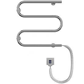 Полотенцесушитель электрический Terminus M-образный 25 DM 400x525 1608-2632