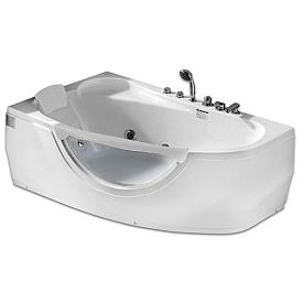 Угловая ванная Gemy  G9046 B L