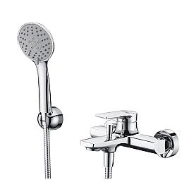 3201 Смеситель для ванны с коротким изливом WasserKRAFT