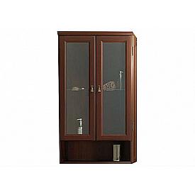 Шкаф Клио подвесной 2 створчатый, с матовым стеклом Opadiris Z0000003404