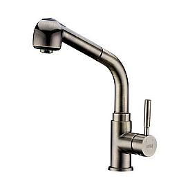 A8237 Смеситель для кухни с выдвижной лейкой WasserKRAFT
