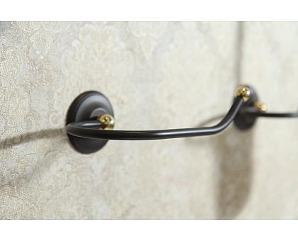 Держатель для туалетной бумаги ART&MAX AM-2144-Nero/Do-Ant