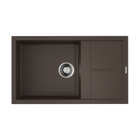 Кухонная мойка Omoikiri Sumi 86-DC 4993650 темный шоколад