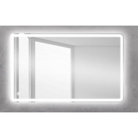 Зеркало BelBagno SPC-MAR-1000-600-LED-BTN