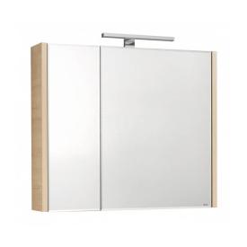 Зеркальный шкаф Roca Etna 80 857304445 дуб верона