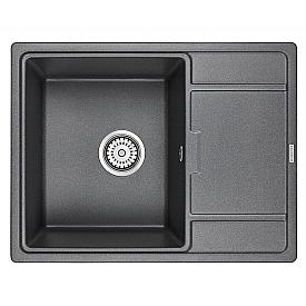 Мойка для кухни кварцевая Paulmark Weimar PM216550-DG